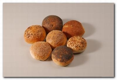 2308 Ges. harde en zachte broodjes